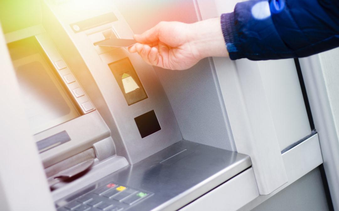 """Vorsicht beim Betrieb von Geldautomaten! Bargeld darf nicht jeder """"ausgeben""""…"""